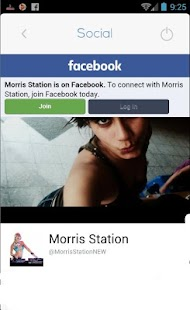 Morris Station 102.5 FM- screenshot thumbnail