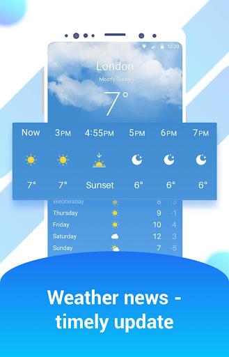 iWeather - OS style weather report 1.0.5 com.best.iweather apkmod.id 3