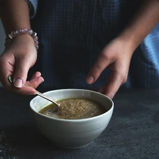 Bagna cauda, the Piedmontese anchovy dip.