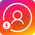 Profile Picture Downloader for Instagram icon