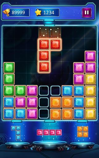 Code Triche casse-tu00eate - block puzzle APK MOD screenshots 4