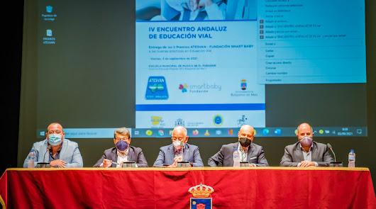 Roquetas acoge el IV Encuentro Andaluz de Educación Vial