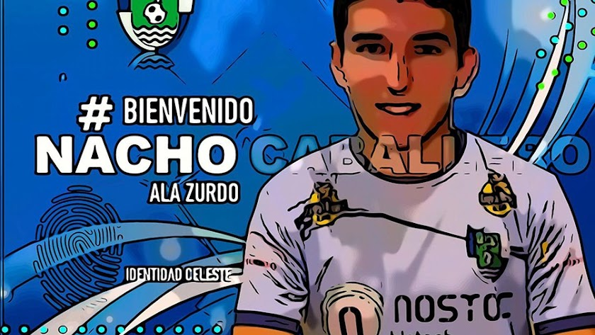 La experiencia y calidad de Nacho Caballero llegan al CD El Ejido Futsal.
