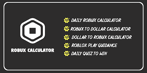 Free Robux Calc Quizz For Roblox 2020 For Android Apk Download Download Free Robux Counter 2020 Free For Android Free Robux Counter 2020 Apk Download Steprimo Com