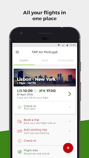 TAP Air Portugal- screenshot thumbnail