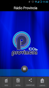Rádio Província Fm 100.7- screenshot thumbnail