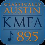 KMFA Public Radio App Icon