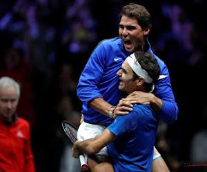 """Roger Federer: """"J'aimerais jouer contre Nadal sur terre battue"""""""