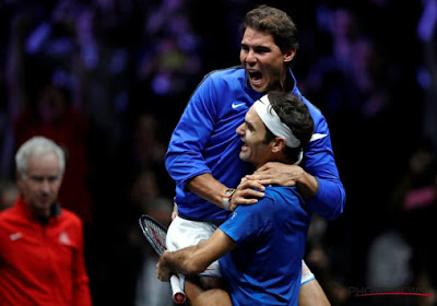 Federer en Nadal leiden Europa naar nipte voorsprong