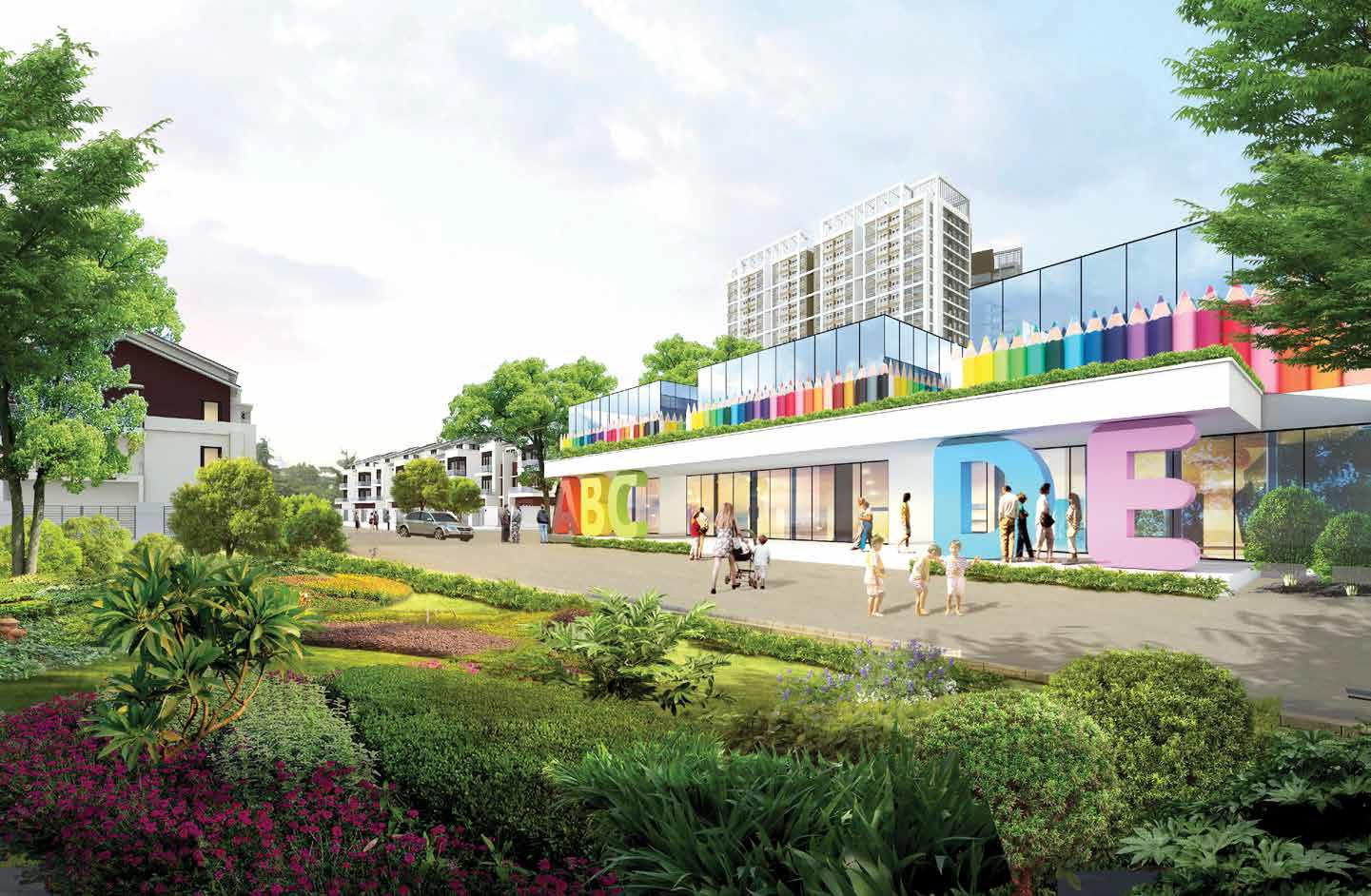 Dự án 378 Minh Khai - Hiện thực hóa giấc mơ về cuộc sống hoàn hảo