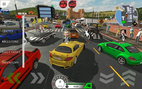 Car Drivers Online: Fun City App Latest Version Download For Android and iPhone 6