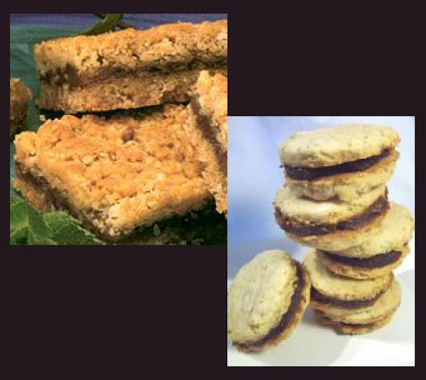 Mum's Date Cookies And Squares Recipe