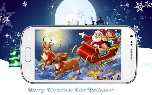 Merry Christmas LiveWallpaper