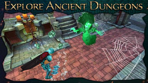 Ancients Reborn MMORPG MMO RPG 0.7.43 screenshots 1