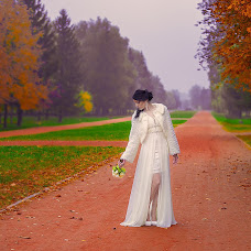 Wedding photographer Nadezhda Shanchuk (zolotons). Photo of 29.10.2013