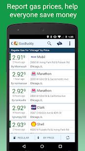 1 GasBuddy - Find Cheap Gas App screenshot