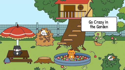 My Cat Townud83dude38 - Free Pet Games for Girls & Boys 1.1 screenshots 11