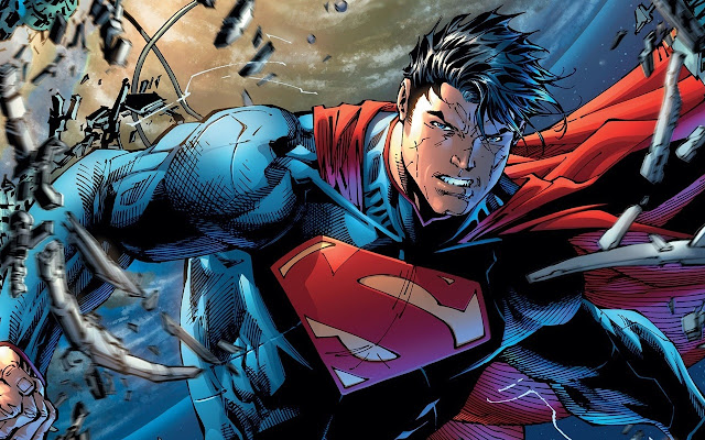 Superman Tab