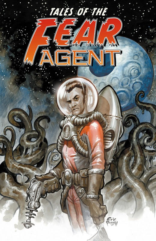 Tales of the Fear Agent (2008)