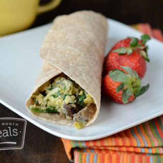 Healthy Breakfast Tortilla Wrap Recipes