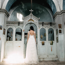 Wedding photographer Yorgos Fasoulis (yorgosfasoulis). Photo of 13.01.2018