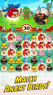 Angry Birds Fight! RPG Puzzle Screenshot 8