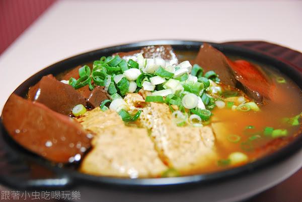宏鑌麻辣鴨血臭豆腐 好好食的麻辣鴨血