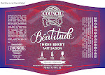 Council Beatitude Three Berry Tart Saison
