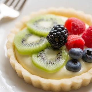 Fresh Fruit Tarts.