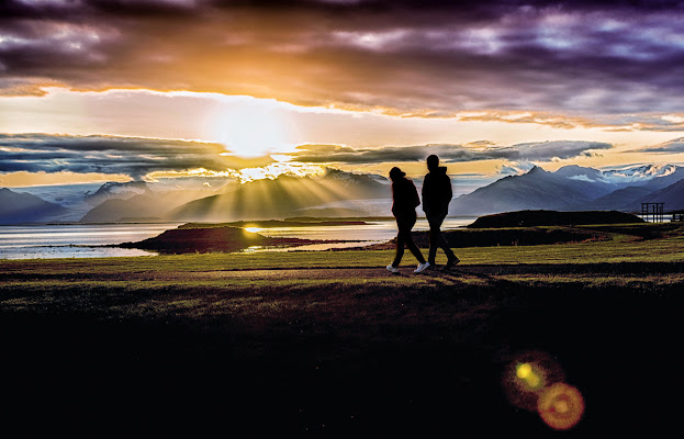 Sunset di bondell