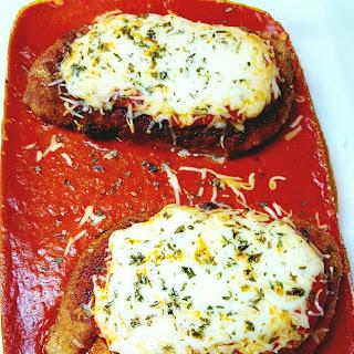 Mozzarella Stuffed Chicken Parmesan Recipes