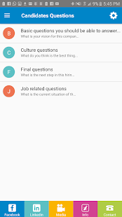 Job Interview Questions- screenshot thumbnail