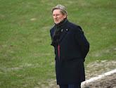 """La défaite à Bruges ne fait pas paniquer Dury: """"C'est un peu comme une leçon, de l'apprentissage"""""""