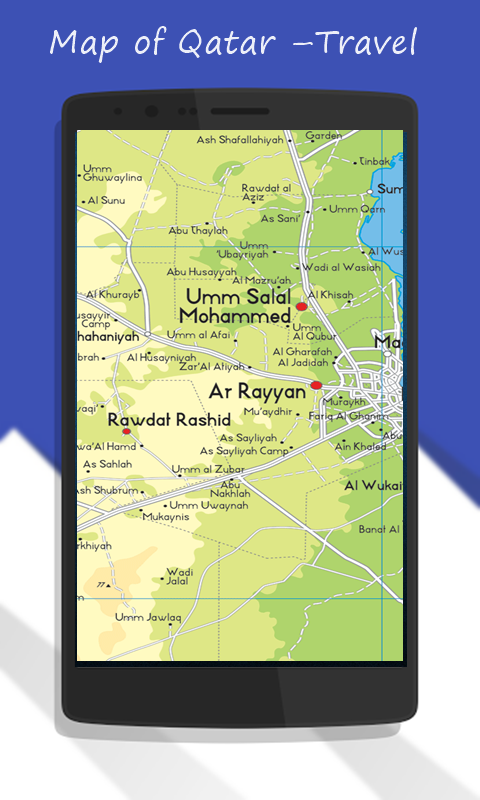 Map of Qatar Travel Android Apps on Google Play