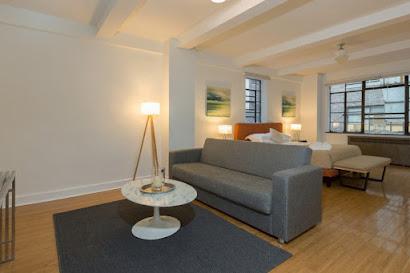 East 44th Street Studio Furnished Apartment, Manhattan