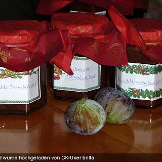 Brillas Weihnachtsmarmelade
