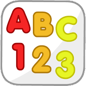 Primary English Letters Numbers Animal Colors