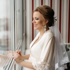 Wedding photographer Anya Piorunskaya (Annyrka). Photo of 06.02.2018