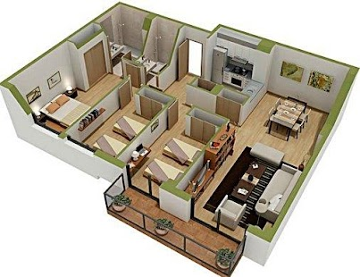 Home Floor Plans 3d Android Apps On Google Play
