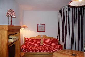 Photo: Salon d'un appartement