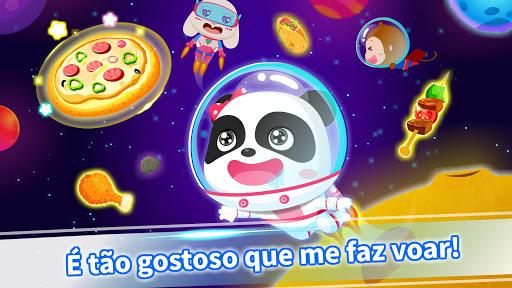 Cozinha Espacial do Pequeno Panda - Para crianças screenshot 10