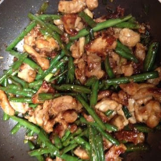 Chicken With String Beans Recipes