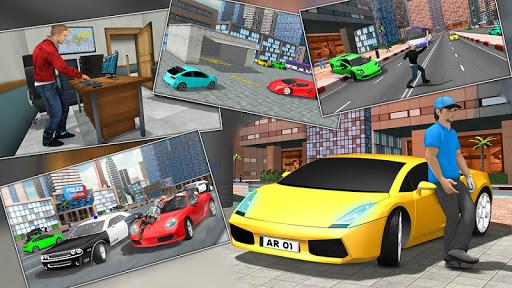Gangster Driving: City Car Simulator Games 2020 android2mod screenshots 18