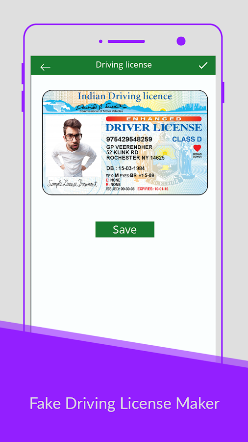 Uk Driving Licence Number Generator