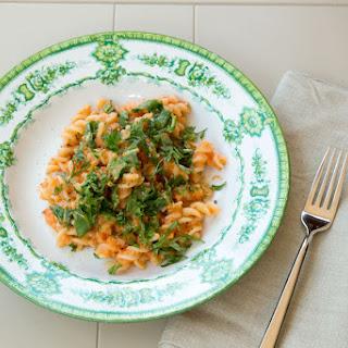 Sun-Dried Tomato & Cauliflower Fusilli