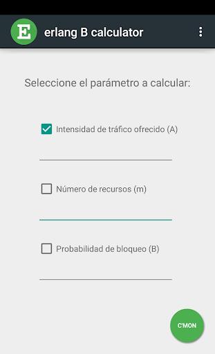 erlang B calculator