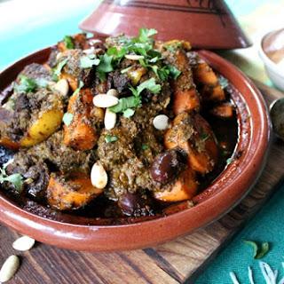 Moroccan Beef Tagine Recipe