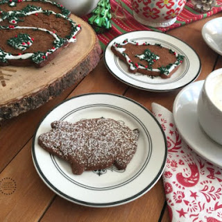 Mexican Piloncillo Ginger Cookies.