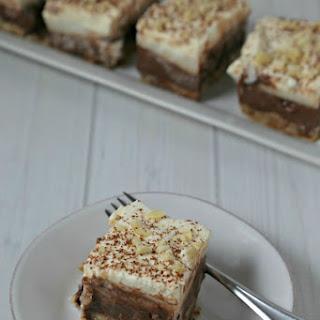 Chocolate Haupia Squares