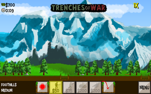 Trenches of War Screenshot
